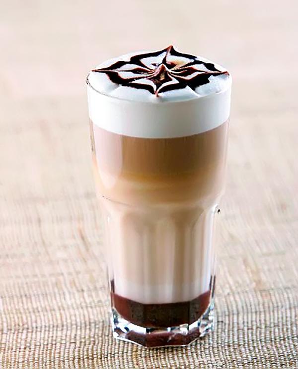 кофейный напиток Джиджи Хадид