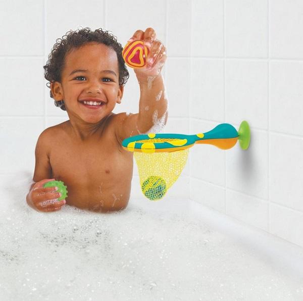 купание малышей