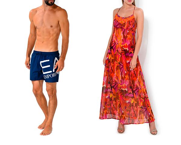 Модная пляжная одежда