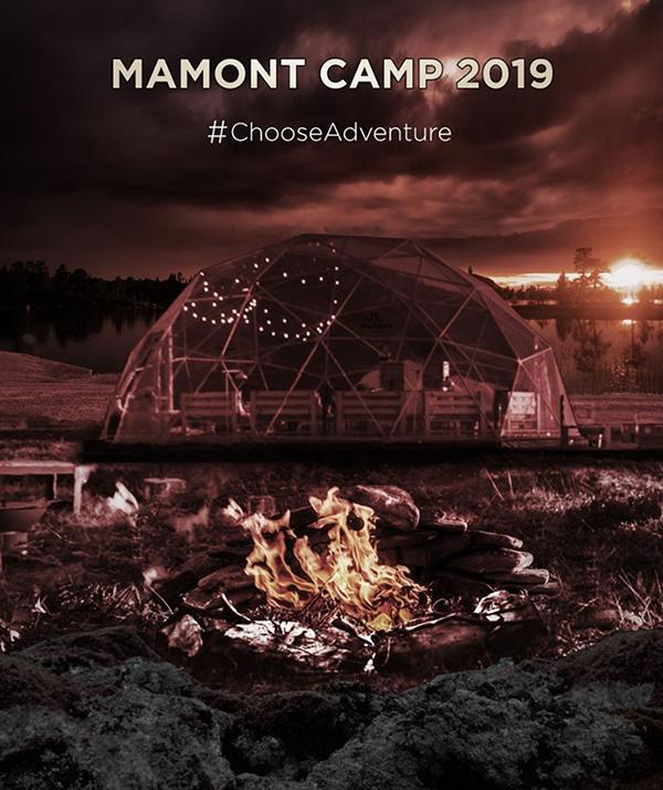 MAMONT CAMP 2019
