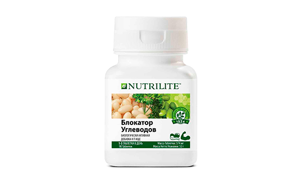 Блокатор Углеводов от NUTRILITE™
