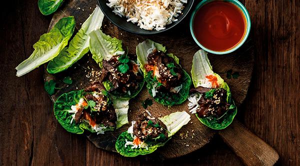 Корейский Бульгоги - Азиатская кухня