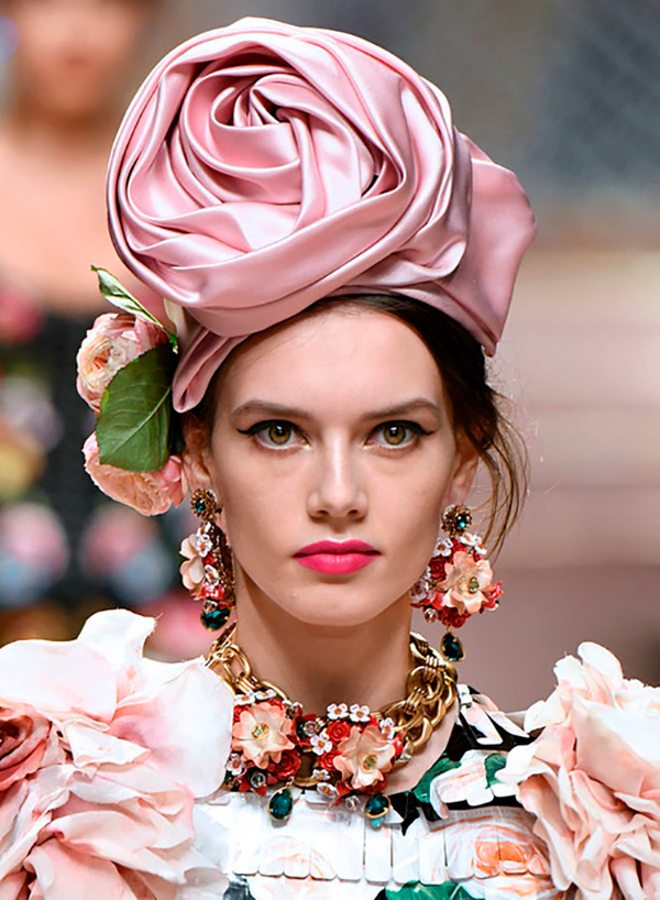 Dolce & Gabbana Spring/Summer 2019 Couture