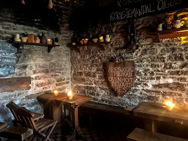 ресторан Третий дракон Таллин