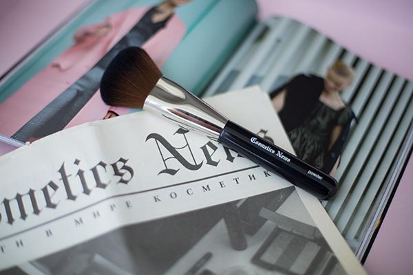Кисть Cosmetics News
