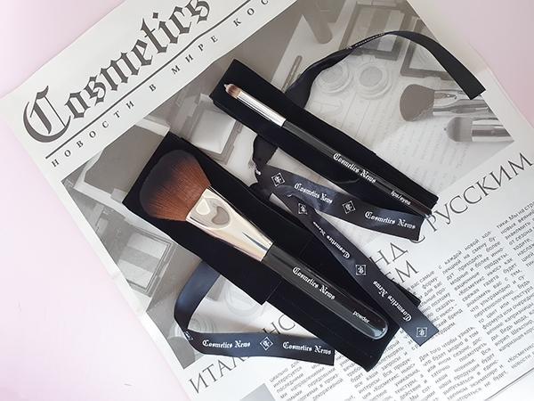Cosmetics News кисти