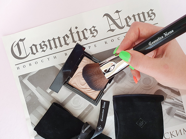 Компактная пудра для лица Cosmetics News
