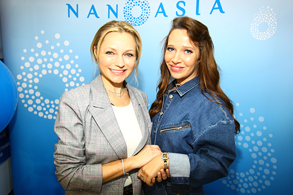 Инна Маликова и Кира Сорокина