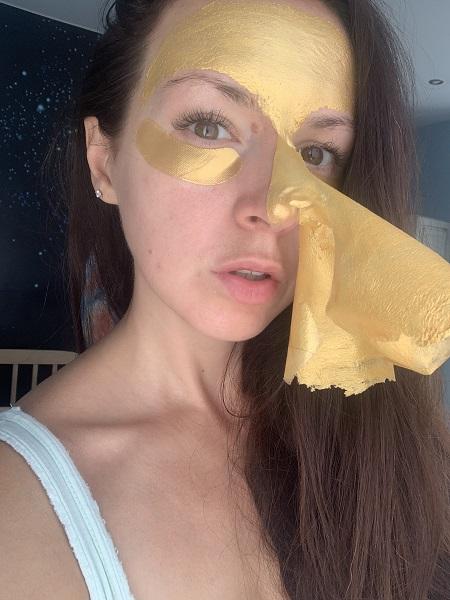 маски для лица Double Dare OMG