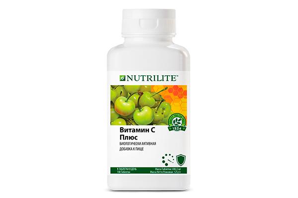 витамин С плюс от NUTRILITE™