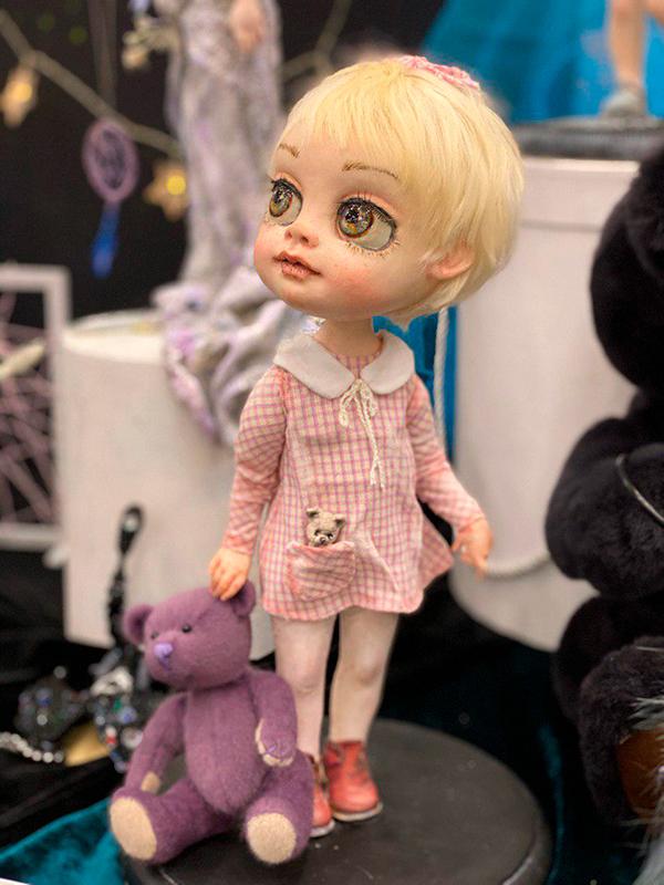 салон кукол 2019
