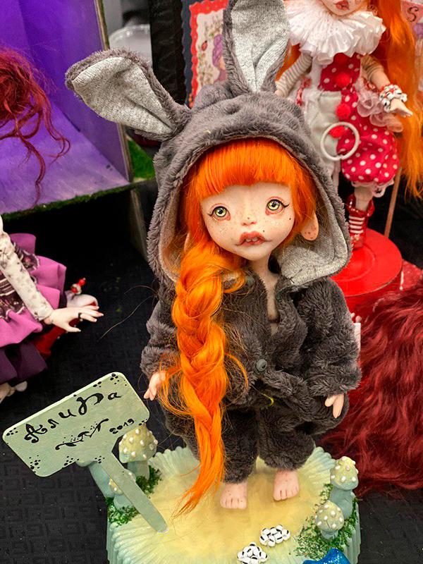 салон кукол на Тишинке