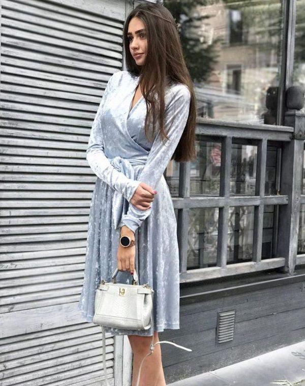 новый год платье