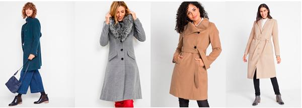 пальто 2020