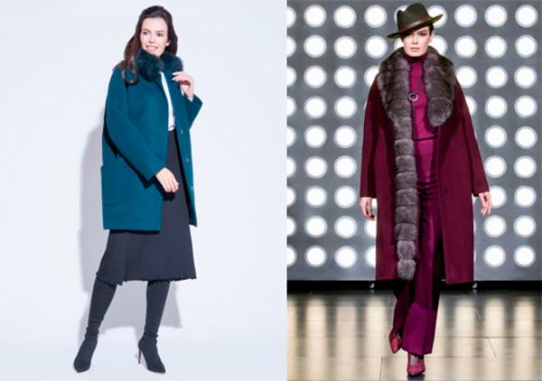 модная зимняя одежда 2020