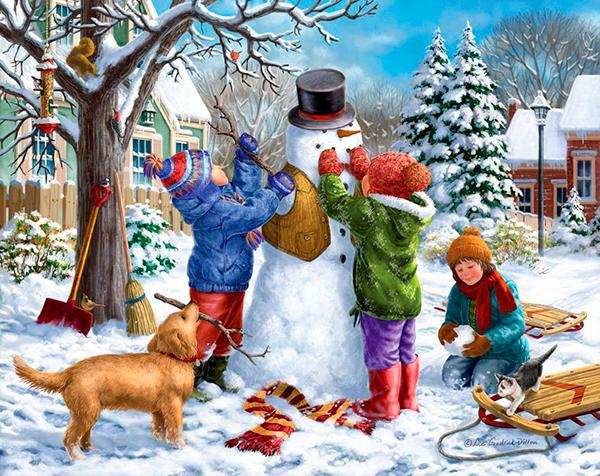Фотоконкурс Зимние забавы