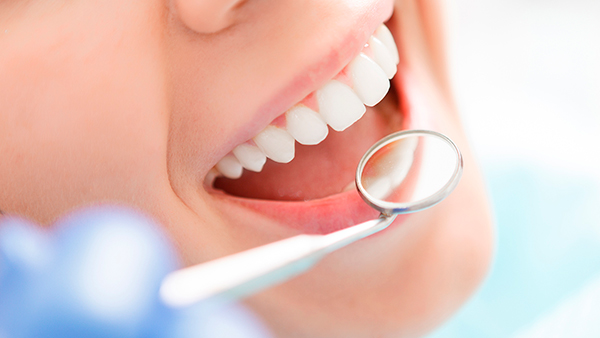 зубы привычки