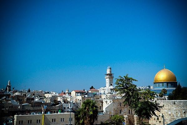 Иерусалим Купол над скалой