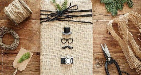 идея упаковки подарков