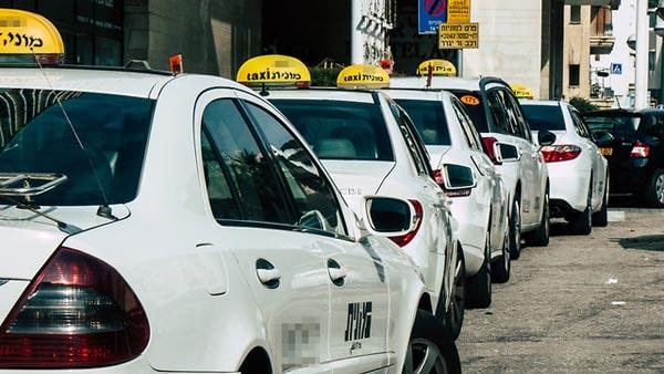 Gett такси Израиль