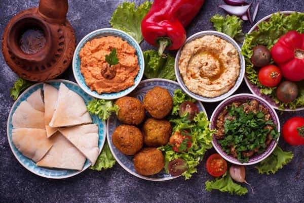 Полезная информация Израиль кухня