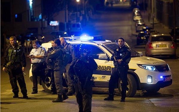 Полезная информация Израиль безопасность