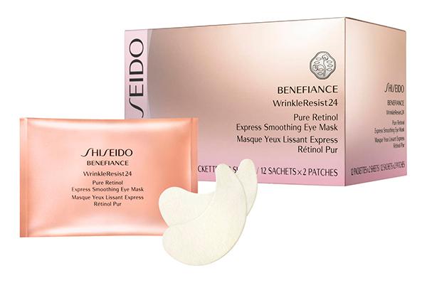 Shiseido Benefiance WrinkleResist24 с ретинолом