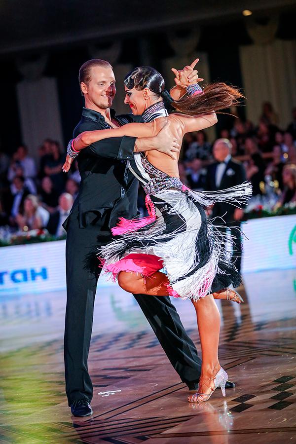 Никита Бровко и Ольга Урумова