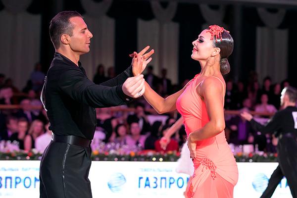 Дорин Фрикатану и Марина Сергеева