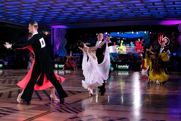 Кубок Кремля по европейским танцам