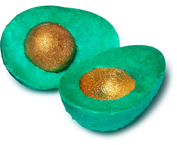 авокадо LUSH