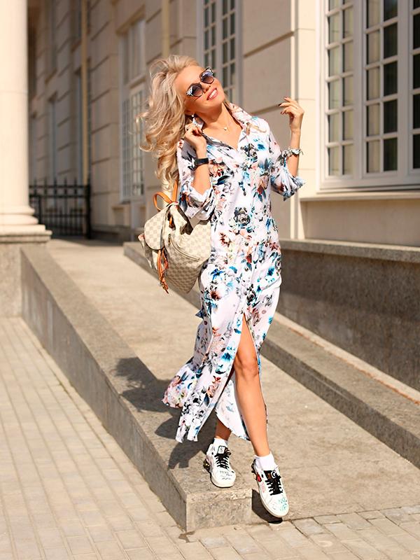 платье на лето SofiStrokatto