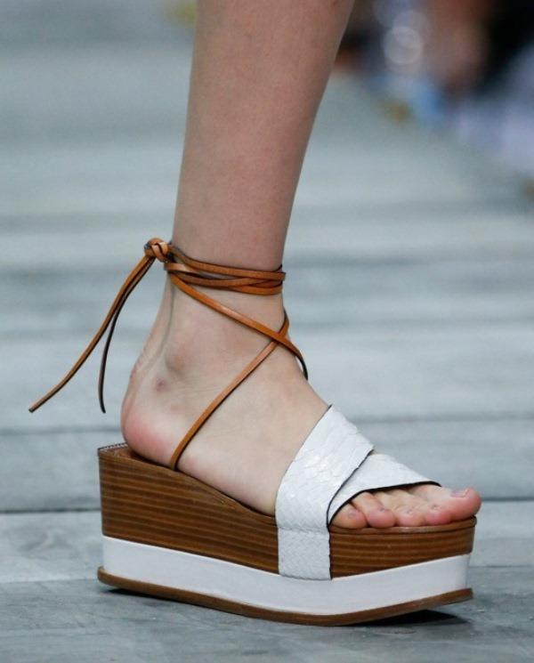 обувь на лето 2020