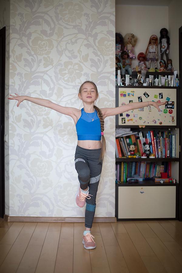 упражнения на равновесие