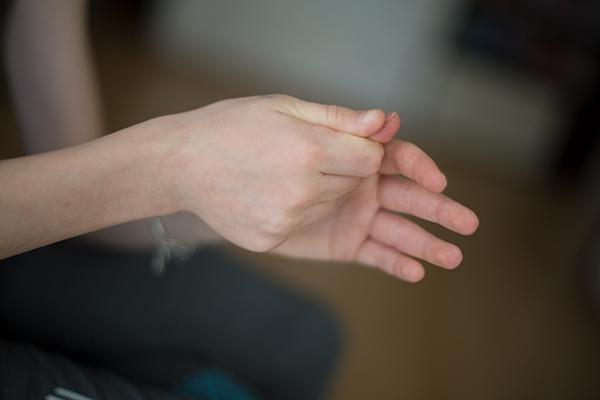 физминутка для пальцев
