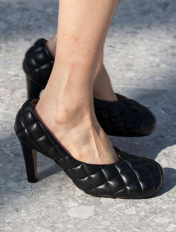 плетеная обувь