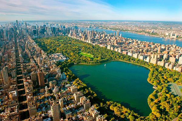 Достопримечательности Нью-Йорка Central Park