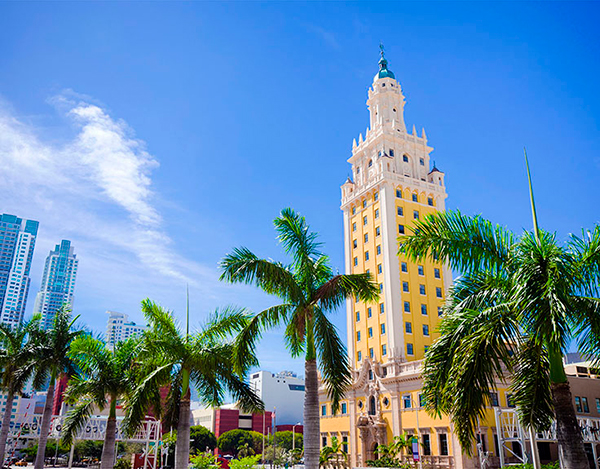 Башня Свободы в Майами