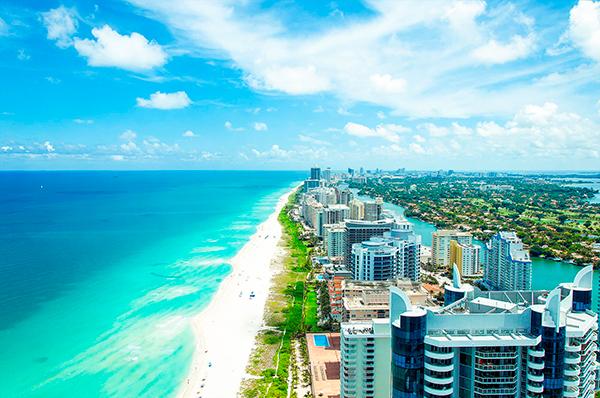 South Beach в Майами
