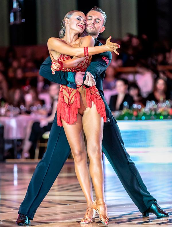Владимир Литвинов и Ольга Николаева
