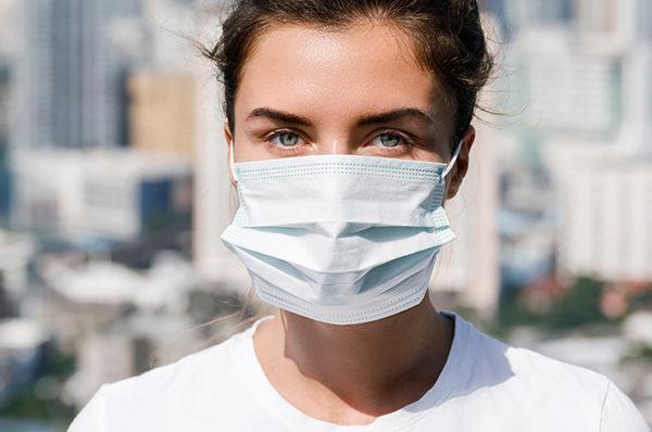 Как правильно носить маску?