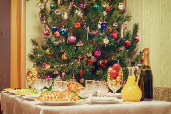 10 идей как не разориться на праздновании Нового года.