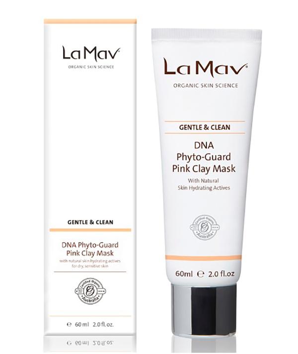гелевая маска-спасатель с антиоксидантами La Mav