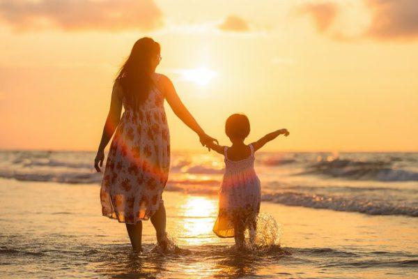 Роль мамы в жизни ребенка.
