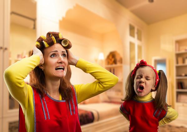 Как предотвратить детскую истерику