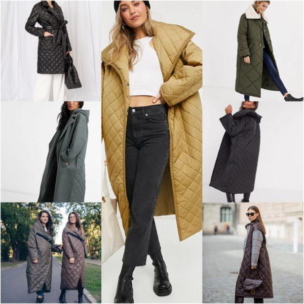 модные пальто 2021