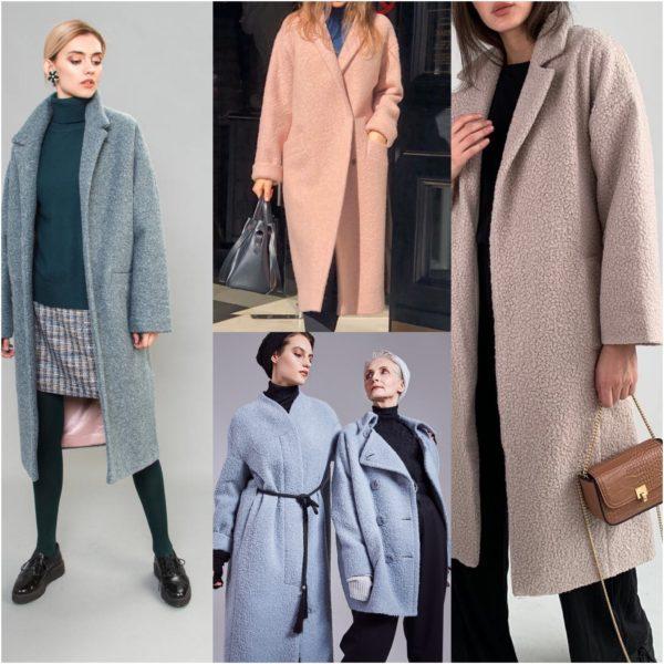 пальто 2021