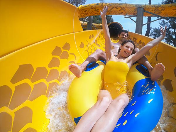 Аквапарк Долу Су - отдых в Кемере с детьми