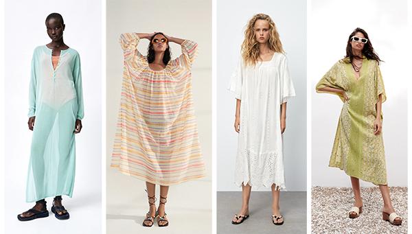 Пляжная мода 2021