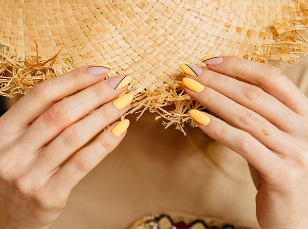 летняя коллекция Пальчики
